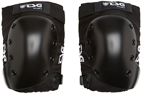 TSG Erwachsene Kneepad Sk8 DHP's Knieschoner, Black, M