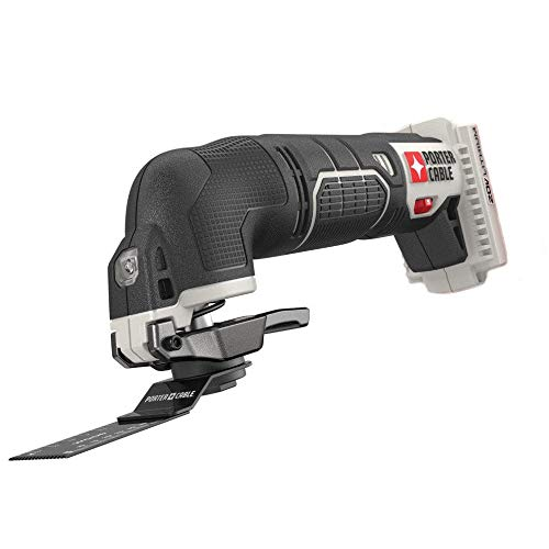Lowest Price! Porter-Cable PCC710BR 20V MAX Cordless Lithium-Ion Oscillating Tool (Bare Tool) (Renew...