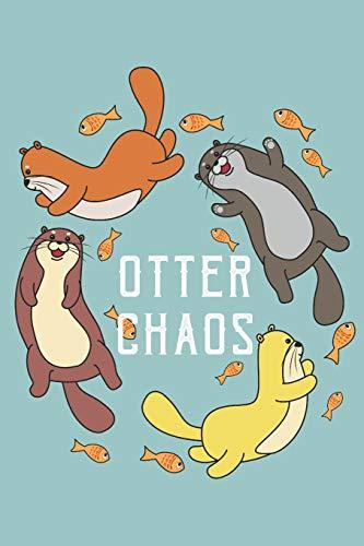 Otter Chaos: Journal for Otter lovers