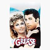 20Again Grease Musical John Travolta Home Decor Wandkunst