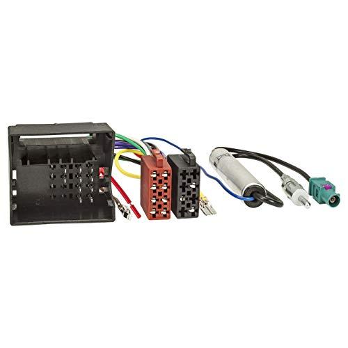 Sound-way Cable Connector ISO de audio con Adaptador de Antena Amplificado Fakra...