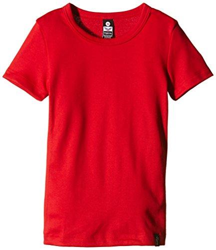 Trigema Mädchen 202201 T-Shirt, Rot (Kirsch 036), 152