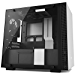 NZXT H200 - Mini-ITX PC Gaming Case - Tempered Glass Panel -Enhanced Cable Management System - Water Cooling Ready - White/Black - 2018 Model (Renewed)