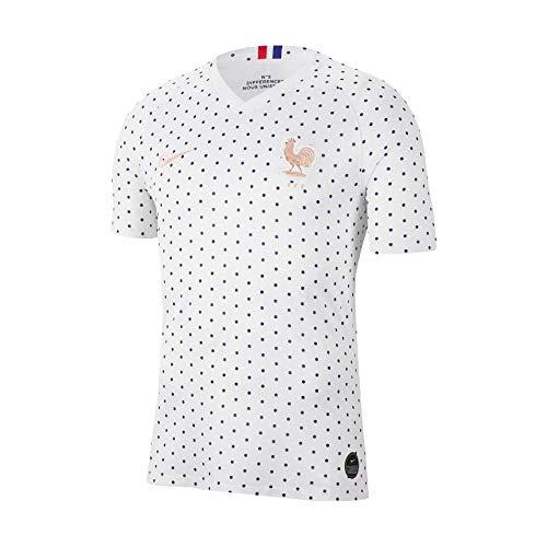 Nike 2019 France Away Stadium Jersey (White) (M)