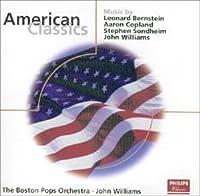 American Classics by Boston Pops Orchestra (2001-03-27)