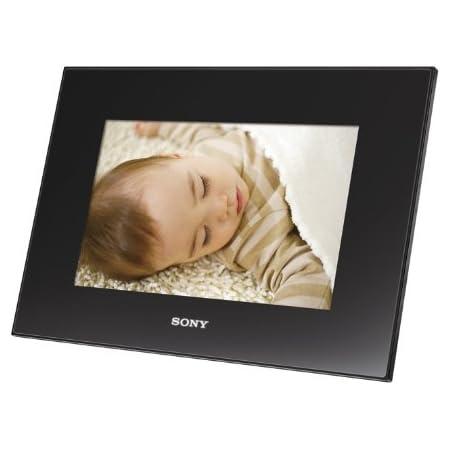 ソニー SONY デジタルフォトフレーム D92 ブラック DPF-D92/B