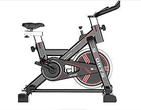MUGAR Spinning MG-400 Hometrainer, fitness spinning Bike Aerobic Home, stil met touchscreen, verschillende weerstanden voo...