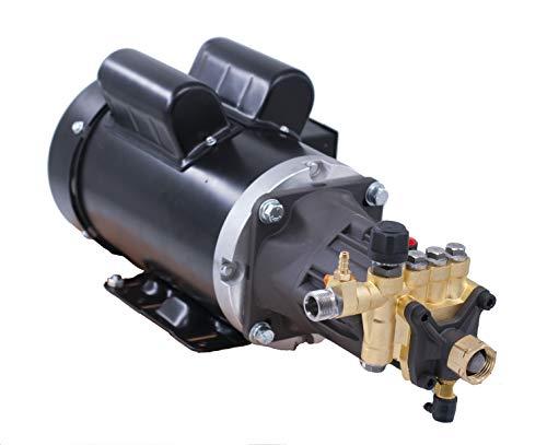 CANPUMP Electric Pressure Washer Unit 110V 2.0 HP...