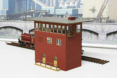 Modellbahn Union H0 Stellwerk 11 Turm
