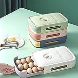 Cajón, caja de almacenamiento de huevos, caja de almacenamiento...