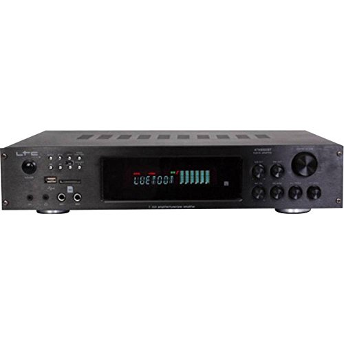 LTC Audio ATM8000BT Amplificatore Hifi surround karaoke