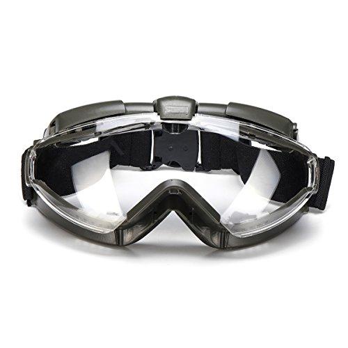 QUORA - Gafas de seguridad con ventilador