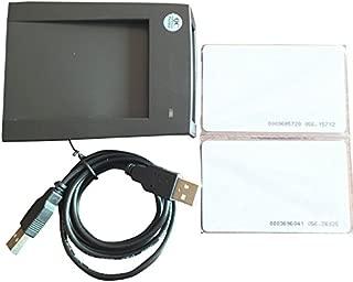 YARONGTECH MIFARE/® Lector de tarjeta de acceso RFID 13,56 mhz IC WG26