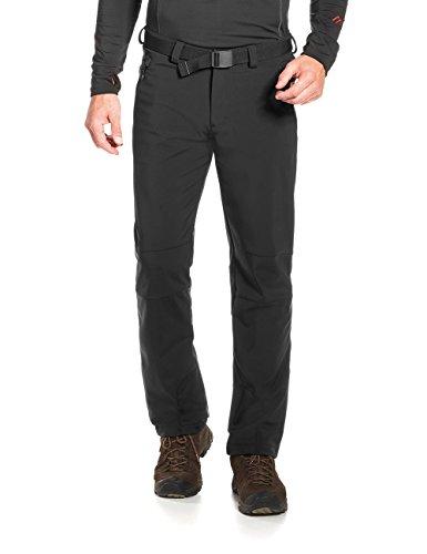 Maier Sports Herren Tech Pants M Outdoorhose, Schwarz (Black), 102 EU