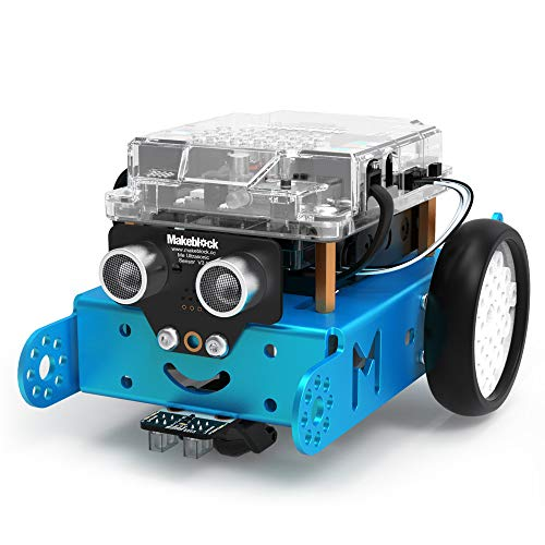 Makeblock mBot Robot Kit, DIY Mechanical Building Blocks, Entry-level Programming Helps Improve...