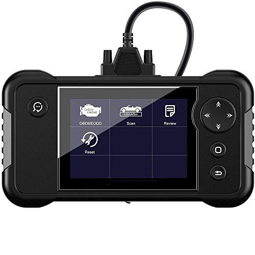 Lector de código, la Herramienta Automotive Multi-Marca de diagnóstico para Motor Caja de Cambios SRS (airbag) Restablecer ABS de Registro de Servicio EPB Aceite SAS ABS de la batería