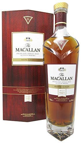 Macallan - Rare Cask Batch No. 1-2018 Release - Whisky