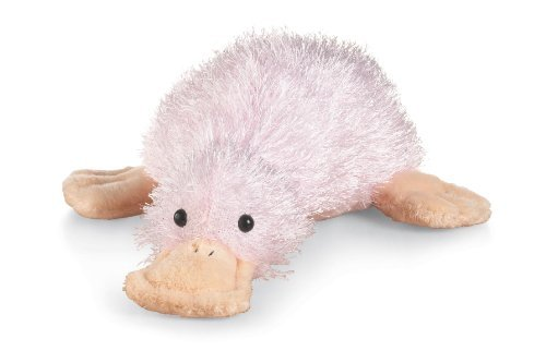Webkinz Googles The Platypus Plush Toy with Sealed Adoption Code (Pink) by Webkinz