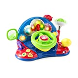Bright Starts Driver Learning Toy, Lights and Colors