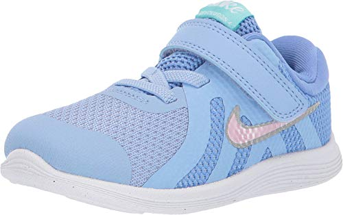 Nike Infant Baby Futura Booties (2 Pair) (Pink(AN0048-A4Y)/White, 0-6 Months)