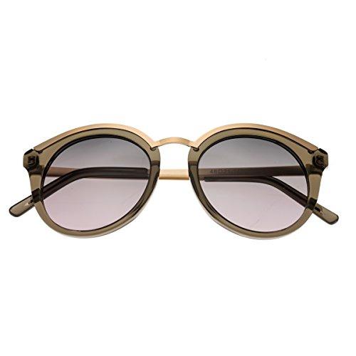 Bertha Damen Sonnenbrille, BRSBR015G, Grün, BRSBR015G