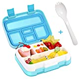 Bento Box for Kids Lunch Box BPA-Free Upgraded School Lunch Container...