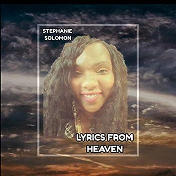 Lyrics from Heaven