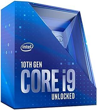 Intel Core i9-10900K 10-Core 3.7 GHz LGA 1200 125W Desktop Processor