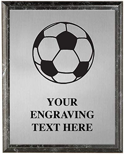 Crown Awards Soccer Plaques Pla Manufacturer direct delivery Ball Trophy Personalized Max 50% OFF