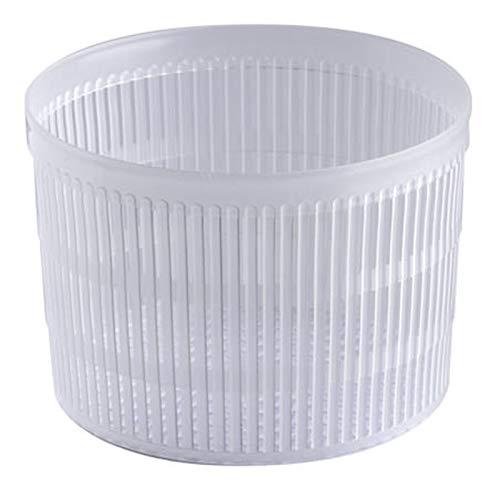 10 Pz. Fuscelle Forme contenitori da 400/600 gr. per Formaggio - Caciotta - Ricotta ecc.