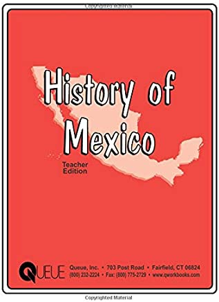 History of Mexico Teacher Edition