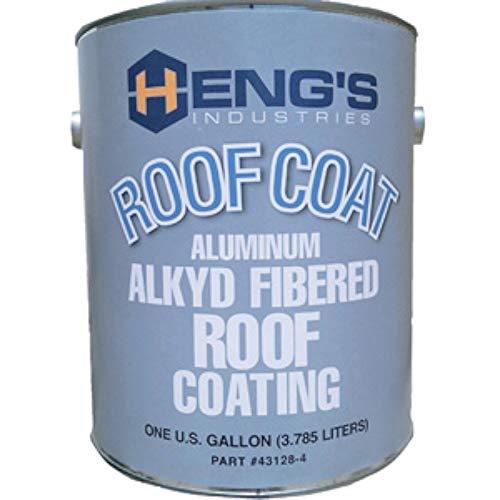 Heng's 43128-4 1Gal Alkyd Roof Coating