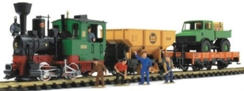 LGB 70403 - Güterzug Start Set Sound 230V