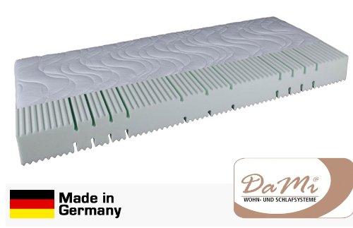 Orthopädische 7 Zonen Komfortschaummatratze Matratze AIR Balance H2 (140 x 200 cm)