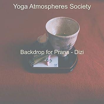Backdrop for Prana - Dizi