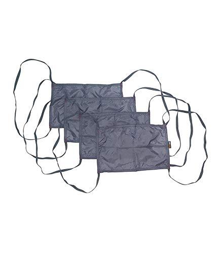 Ferrino Deadman (CF 4 PCS) Accesorios para Tiendas de campaña, Adultos Unisex, Grey (Gris), Talla Única