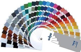 RAL Farbtonfächer Farbtöne Farbtonkarte Mipa