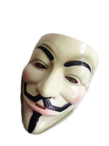Masque déguisement V pour Vendetta comic con Japon
