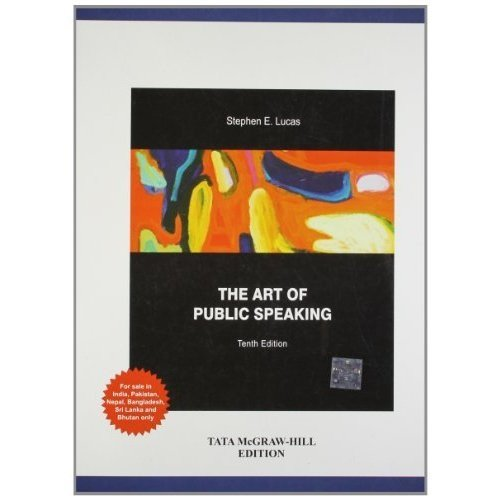 mcgraw hill books on public speakings The art of Public Speaking (Clayton State Universt