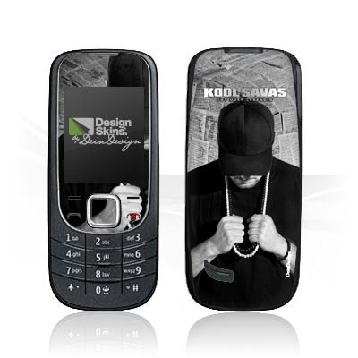 Nokia 2323 Classic Aufkleber Schutz Folie Design Sticker Skin Kool Savas Fanartikel Merchandise Tot oder Lebendig - Album Artwork