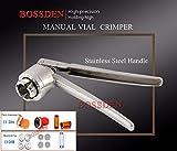 Tool Parts Occus 13/20mm Manual Vial Crimper Hand Sealing Machine Penicilin bottle capper