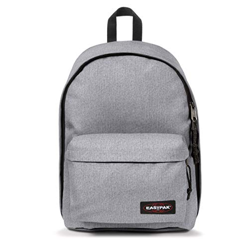 Eastpak Out of Office Backpack, 44 cm, 27 L, Grey (Sunday Grey)