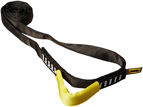 singing rock Eye Sling, Mixte, W203, Noir, 120-cm x 48-inch