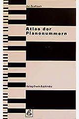 Atlas der Pianonummern. Paperback