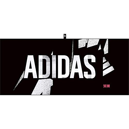 adidas Tokyo Beach Towel, Unisex Adulto, Black, NS