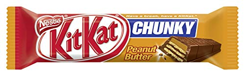 Nestle Kitkat Chunky Peanut Butter Filling 3-pack 3x40g/3x1.4oz