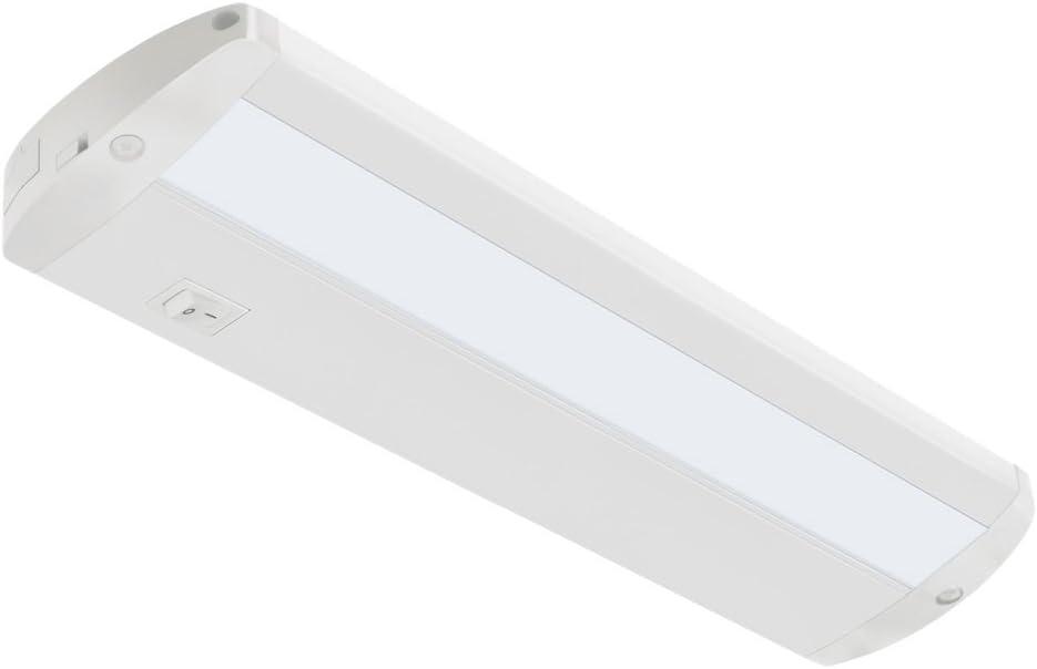 half Genuine Ecolight Designer 14-inch LED Convertible Cabinet Under Light Ba