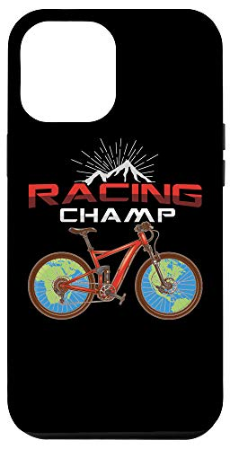 iPhone 12 Pro Max World Best Race Racing Bicycle Cyclist Bike Mountain Gift Case