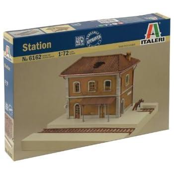 Battlefield Buildings Kit 1:72 Italeri It6130 Model