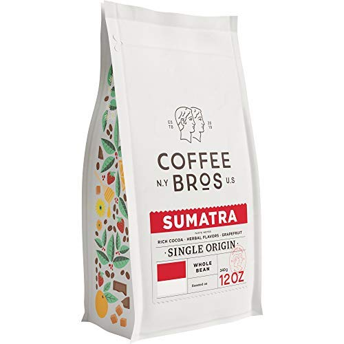 Coffee Bros., Sumatra Kerinci...